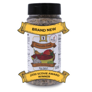 delectable datil medium salsa seasoning brand new 2020 scovie winner
