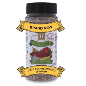 delectable datil mild salsa seasoning brand new 2020 scovie winner