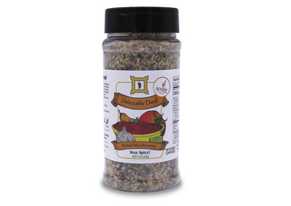 delectable datil medium salsa seasoning
