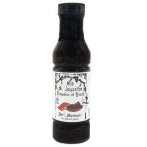 fountain of youth datil pepper marinade 12 oz
