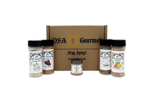 spice lovers gift set food gifts