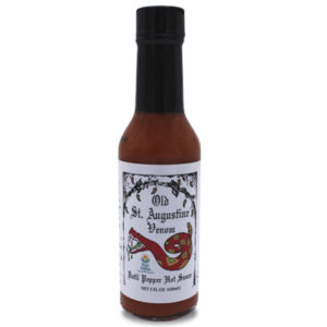 venom datil pepper hot sauce 5 oz